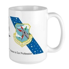 B-52 Stratofortress SAC Milky Way Emblem Coffee Mug