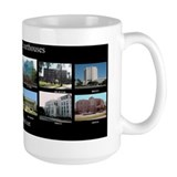 Mug - 12 Texas County Courthouses