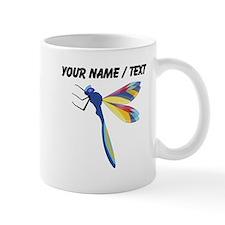 Custom Colorful Dragonfly Mugs