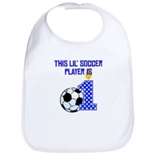 This Lil Soccer Player Is One Bib