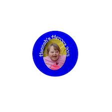Hannah Mini Button (10 pack)