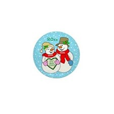 Our Nth Christmas Mini Button