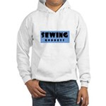 Sewing Goddess Hooded Sweatshirt