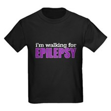 Epilepsy Im Walking For Epilepsy T-Shirt