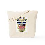Coachella Police Tote Bag