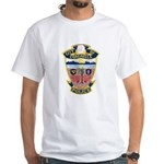 Coachella Police White T-Shirt