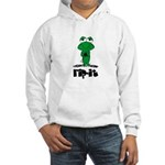 Rip It - Yarn Frog Hooded Sweatshirt