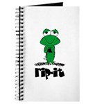 Rip It - Yarn Frog Journal