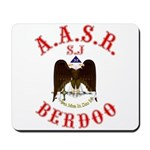Scottish Rite Berdoo Mousepad