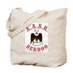 Scottish Rite Berdoo Tote Bag
