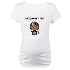 Custom Evil Monkey Shirt