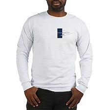 bluebanner Long Sleeve T-Shirt
