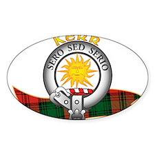 Kerr Clan Decal