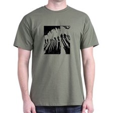 Zombie Sunset T-Shirt