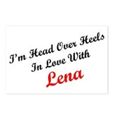 In Love with Lena Postcards (Package of 8)
