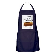 Save The Twinkie's Apron (dark)