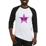 Knit Star Baseball Jersey