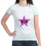 Knit Star Jr. Ringer T-Shirt