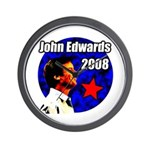 John Edwards 2008 Campaign Clock