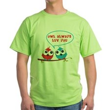 Owl always luv you T-Shirt