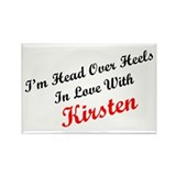 In Love with Kirsten Rectangle Magnet (100 pack)