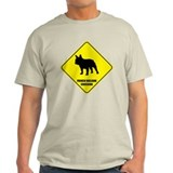 Bulldog Crossing Ash Grey T-Shirt