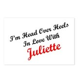 In Love with Juliette Postcards (Package of 8)