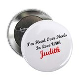 "In Love with Judith 2.25"" Button (100 pack)"