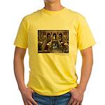 Prague Museum Yellow T-Shirt