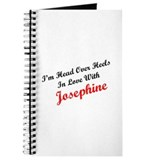 In Love with Josephine Journal