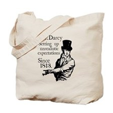 Cute Austen Tote Bag