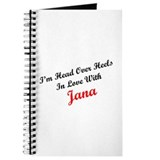 In Love with Jana Journal
