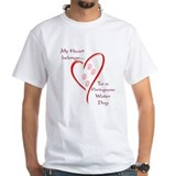 PWD Heart Belongs Shirt