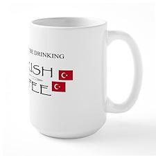 Turkish Coffee large mug