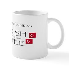 Turkish Coffee medium mug