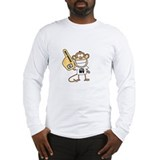 WEST VIRGINIA MONKEY Long Sleeve T-Shirt