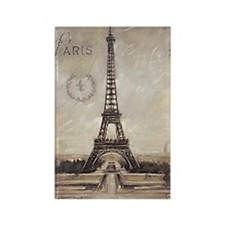 """We'll always have Paris"" Rectangle Magnet"