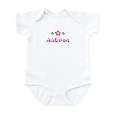 "Pink Daisy - ""Aubree"" Infant Bodysuit"