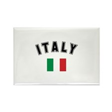 Italian Flag Rectangle Magnet (10 pack)