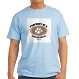 Gollie dog Ash Grey T-Shirt