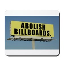 Unique Billboards Mousepad