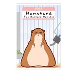 Hamstard Postcards (Package of 8)