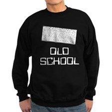 Old school card punch Sweater
