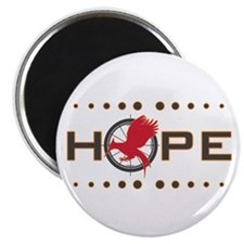 "Catching Fire Hope 2.25"" Magnet (10 pack)"