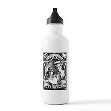 Vintage 1927 Rosh Hash Water Bottle