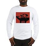 Stylish Hammer & Sickle Long Sleeve T-Shirt