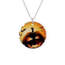Pumpkin Fright  Necklace