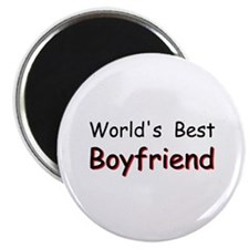 World's Best Boyfriend Magnet