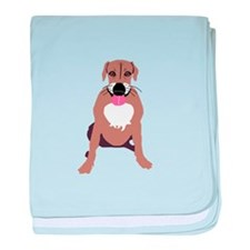 kobe graphic-3 baby blanket