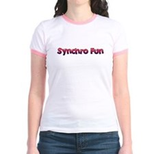 Synchronized swimming T